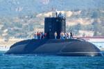 Nga đã đề xuất bán tàu ngầm Kilo giống của Việt Nam cho Thái Lan