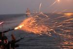 Hải quân Ấn Độ điều động 2 cụm chiến đấu tàu sân bay tập trận quy mô lớn