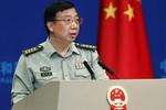 Bộ Quốc phòng Trung Quốc lại lên tiếng chỉ trích vô lý Việt Nam