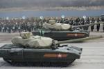 Nga muốn mở thị trường cho siêu vũ khí, xe tăng chiến đấu T-14