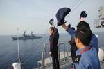 Philippines có thể cho phép Nhật Bản sử dụng căn cứ hoạt động ở Biển Đông
