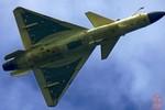 Máy bay J-10B Trung Quốc đổi lắp động cơ mới Nga, giảm mạnh sự cố