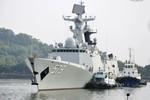 Trung Quốc tháng 7 biên chế 4 tàu chiến mới, 2 chiếc bố trí ở Biển Đông