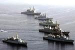Indonesia nâng cấp hai căn cứ hải quân lớn ứng phó tranh chấp lãnh thổ