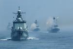 Hải quân Trung Quốc lên đường tập trận với Nga ở vịnh Peter the Great