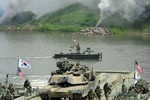 Triều Tiên coi Mỹ-Hàn tập trận quy mô lớn là để đánh đòn phủ đầu