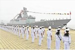 Trung Quốc bàn giao tàu hộ vệ Type 054A thứ 20 cho Hạm đội Bắc Hải