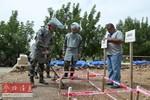 """Quân đội Trung Quốc sẽ tiến hành """"gỡ mìn"""" ở biên giới Việt-Trung"""