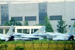"""""""Không quân Trung Quốc sẽ nhận lô máy bay chiến đấu J-10B mới"""""""