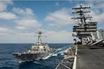 Mỹ triển khai tàu khu trục mạnh nhất can dự Biển Đông, ngăn chặn Trung Quốc