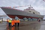 Hải quân Mỹ tiếp nhận và sẽ kiểm tra tàu tuần duyên mới USS Milwaukee