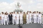 Tàu chiến Pháp và Australia đều đến thăm Trung Quốc và tập trận ở Biển Đông