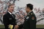 Trung Quốc tuyên bố gì về Biển Đông khi Đô đốc Harry Harris có mặt ở Bắc Kinh?