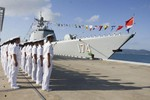 Trung Quốc bố trí thêm tàu khu trục hiện đại để áp đặt yêu sách ở Biển Đông