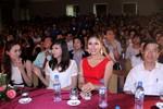 Trường ĐH Thương Mại tưng bừng đón tân sinh viên K48