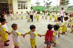 Cả nước vẫn thiếu gần 23.000 giáo viên mầm non