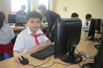 Gần 2.500 học sinh thi chung kết Giải toán qua Internet - ViOlympic