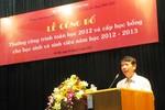Viện Toán cấp cao thưởng các công trình đã công bố quốc tế