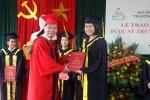 """Những tân Dược sỹ đầu tiên của Trường Cao đẳng Asean """"ra lò"""""""