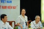 Phó Chủ tịch nước đề nghị bỏ Kỳ thi tốt nghiệp THPT