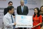 Học bổng 1 tỷ đồng bồi dưỡng năng lực ngoại ngữ cho giáo viên