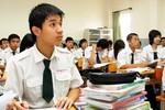 Quy mô giáo dục ngoài công lập còn hạn chế ở nhiều cấp học