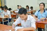 Sẽ thi tốt nghiệp THPT trong 5 buổi
