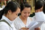 Bộ Giáo dục công bố quy định xét tuyển với các ngành thi và không thi
