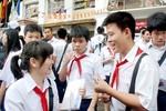 Đồng loạt hạ điểm chuẩn vào lớp 10 chuyên Hà Nội
