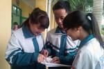 Gần 100 học sinh lớp 12 thi thử vào đại học theo dạng đề thi mới