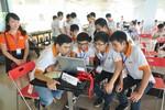 Hàng trăm sinh viên cùng trải nghiệm công nghệ S.M.A.C