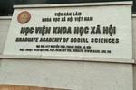 """Viện """"lò tiến sĩ"""" muốn có quy hoạch toàn quốc về đào tạo tiến sĩ, thạc sĩ"""
