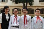 Những tài năng nhí ở trường Nguyễn Siêu