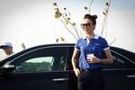 Hoa hậu Ngọc Diễm đi caravan thăm trẻ mồ côi