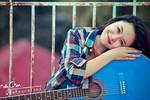 Ảnh đẹp 'không dính dáng' The Voice của Thái Trinh