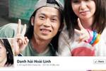 'Loạn' facebook GS Xoay, Jennifer Phạm, Hoài Linh