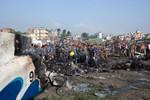 Rơi máy bay ở Nepal, 19 người thiệt mạng