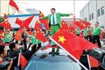 Tặng 43 xe hơi Trung Quốc cho chủ xe Nhật bị người biểu tình đập phá