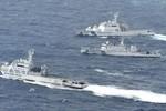 CSB Nhật Bản đóng thêm tàu, tuyển thêm quân đối phó với Hải giám