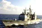 Tàu tuần dương Mỹ đâm phải tàu ngầm hạt nhân