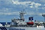 Cảnh sát biển Nhật Bản chặn Hải giám tiến vào Senkaku