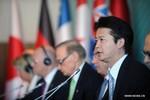 Nhật vận động châu Âu ủng hộ lập trường về Senkaku
