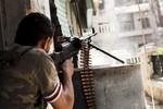 Syria: Giao tranh bùng phát trước khi lệnh ngừng bắn có hiệu lực