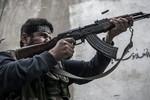 Syria: Vừa ngừng bắn đã giao tranh