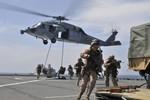 Quân đội Mỹ và Nhật Bản sẽ tiếp tục diễn tập đổ bộ trên biển