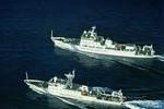 4 tàu Hải giám lại kéo vào khu vực 12 hải lý sát nhóm đảo Senkaku