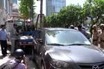 Quận 1 quyết giải tỏa trắng, đình chỉ hoạt động bãi giữ xe không phép, sai phép