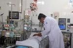 Nữ sinh bị nhiễm trùng máu nghi do uống trà sữa