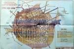 Đây có phải là bản đồ quy hoạch Thủ Thiêm đang bị thất lạc không?