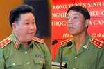 Hai cựu tướng công an vừa bị khởi tố về tội gì?